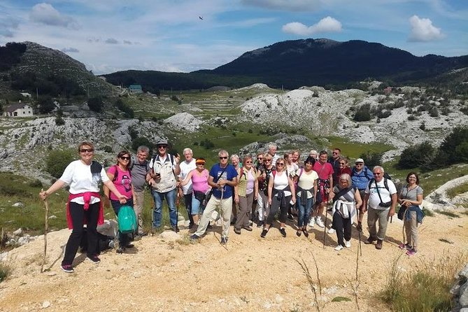 Lovcen mountain Circle Panoramic - Hiking Tours in Montenegro