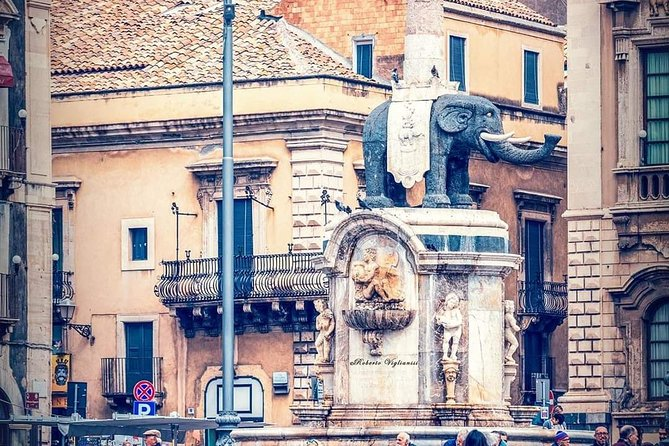 Catania Duomo, via Etnea & Caltagirone
