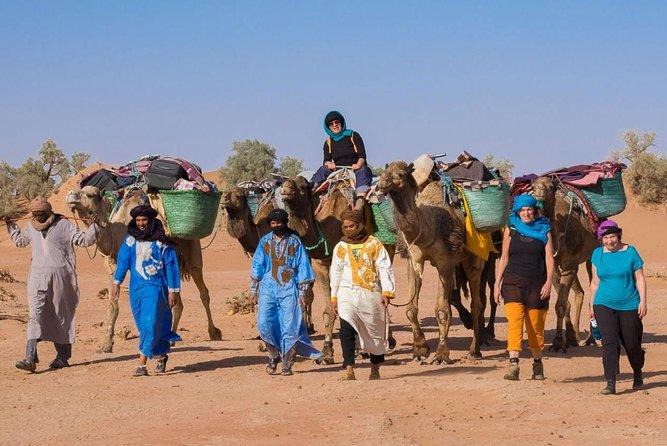 Trek Maroc 4 Days