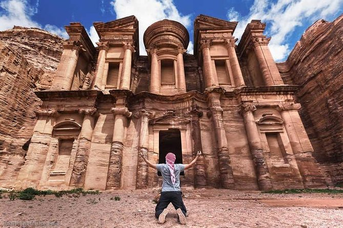 Petra Temple & Jordan River full day trip from Sharm El Sheikh – Sharm El Sheikh