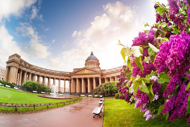 Visa-Free Tour in St Petersburg for 2-Day Cruise Ships