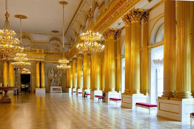 1-Day Shore Excursion in St Petersburg on Your Own