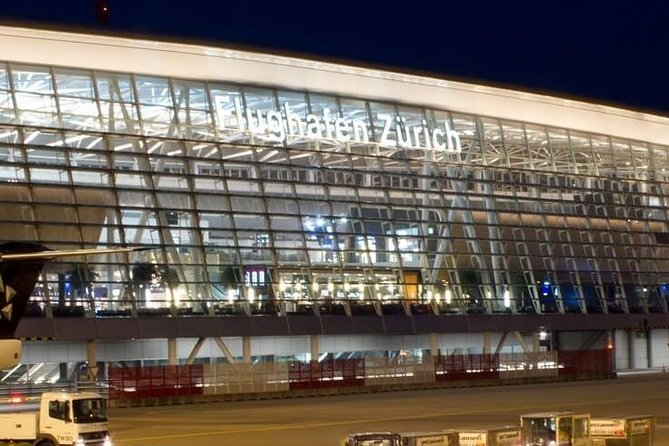Private transfert from Zurich airport to Colmar or the opposite way