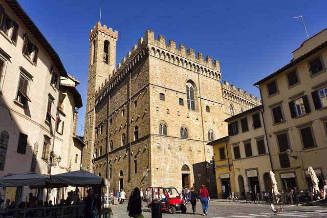 Bargello Palace and Museum Tour in Florence