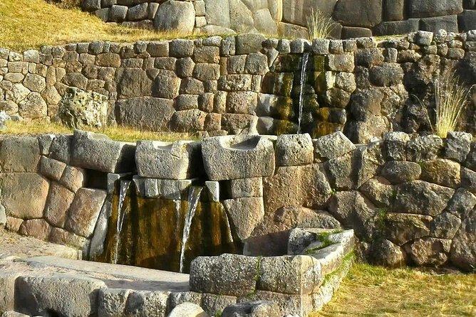 Visit Sacsayhuaman Qenqo PucaPucara and Tambomachay Cusco