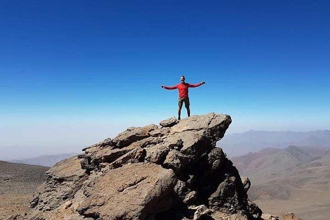 Mgoun Trek Challenge (4068 m) in 6 Days Economic Full Board