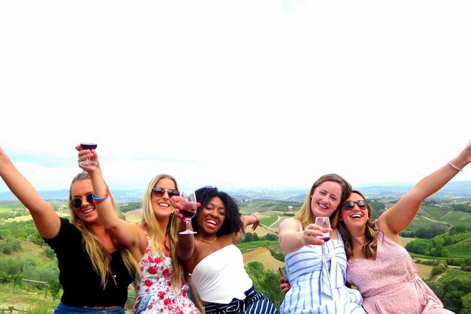 Half-Day Chianti Wine tour from San Gimignano