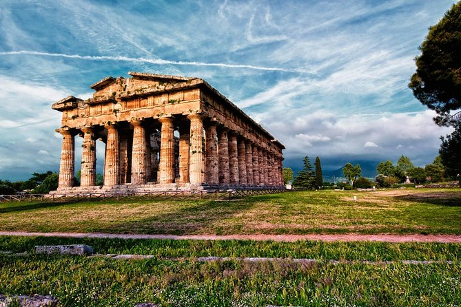 Paestum: Temples&Archaeological Museum with Your Local Archaeologist