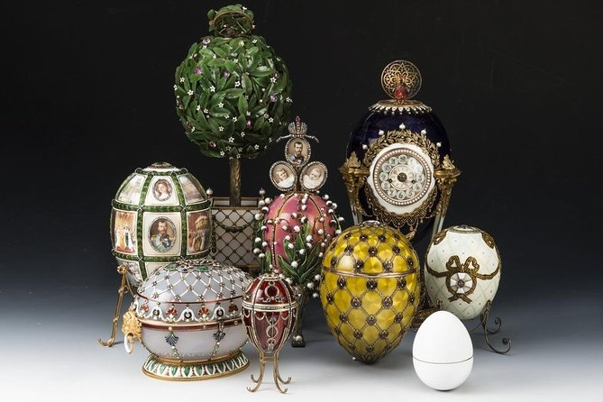 Private 2-Day Tour of St Petersburg with Faberge Collection