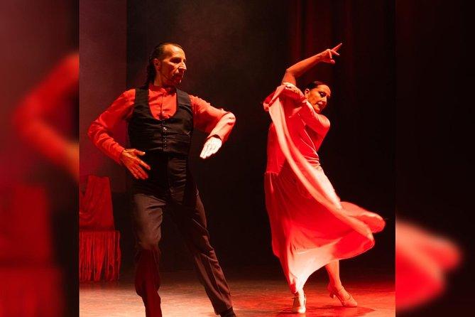 Skip the Line: Spanish Flamenco Show in Puerto de la Cruz Ticket