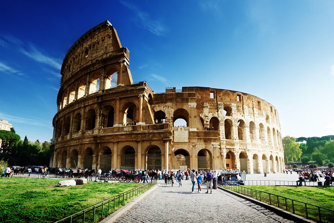 Rome 2 Days Tour - Underground Catacombs, Colosseum, Vatican Museum | Fast Track photo 29