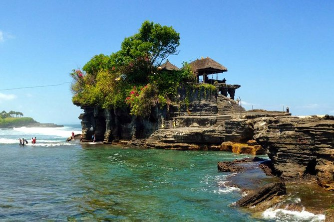 Tanah Lot & Banyumala Waterfall Private Tour