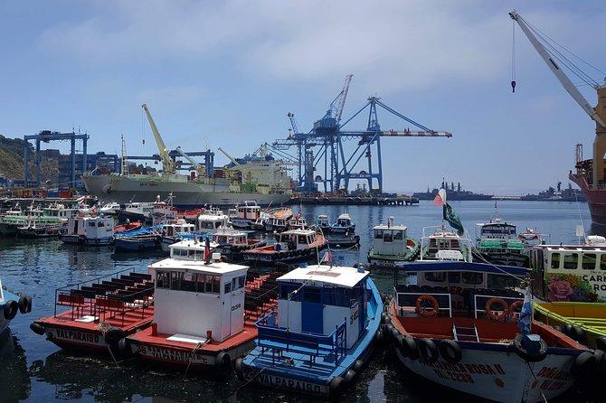 wecruisethecoast - Valparaíso Full-Day Tour from San Antonio port to Santiago