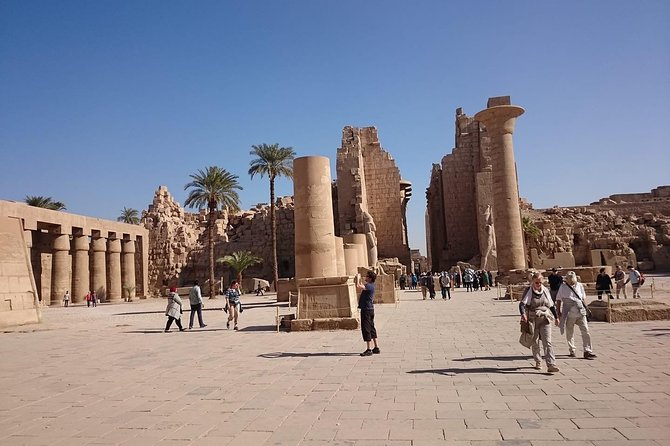 Best of luxor private full day tour & sail boat ride on the Nile photo 4