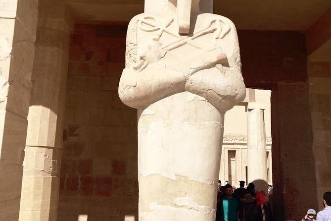 Best of luxor private full day tour & sail boat ride on the Nile photo 18