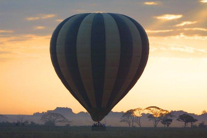 4 Days Hot Air Balloon Safari