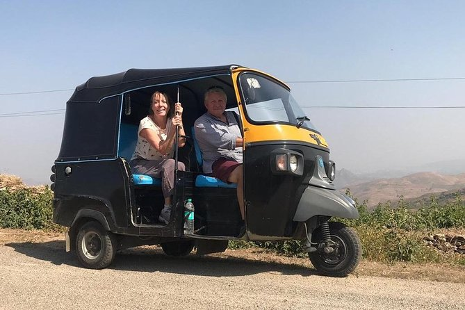Udaipur Sightseeing Tour by Tuk Tuk