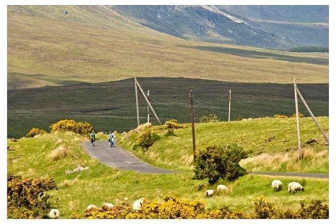 Wild Atlantic Way Luxury Bike Safari.For that special occasion and person.