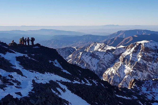Summit Mt Toubkal Express (4167m) 2 Days Economic Full Board
