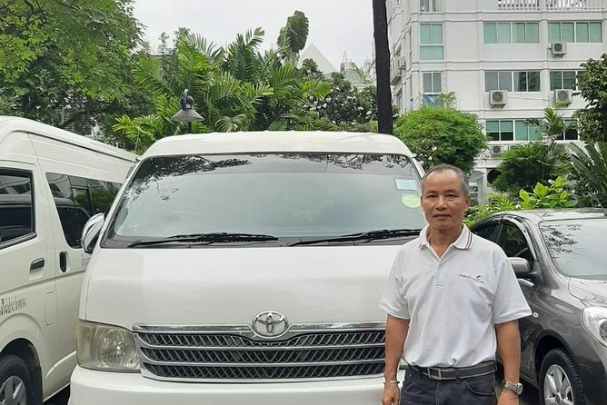 Full Day In Bangkok With Private English Speaking Driver