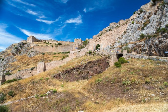 Ancient Corinth: Private Half-Day Excursion from Athens