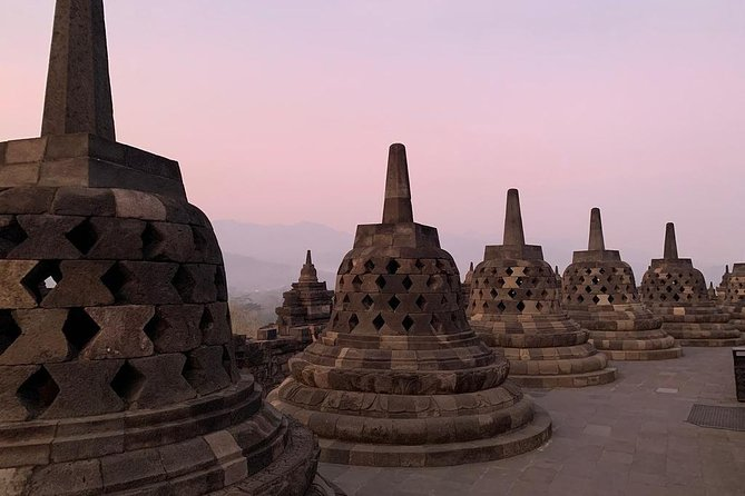 Borobudur Sunrise Merapi Jeep Adventure & Prambanan Temple ( Private Tour )