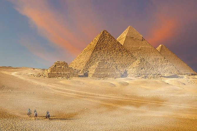 Explore Egypt in 5 Days / 4 nights (Cairo\ Luxor)