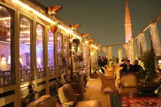 Unique Dinner at Le Riad De Charme