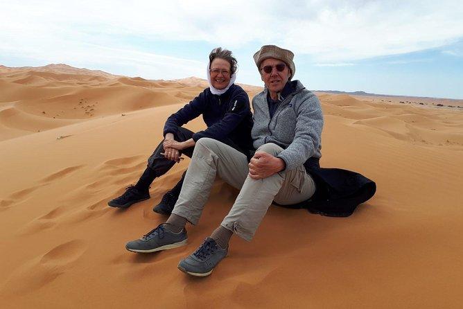 Atlas Roads : The thousand Kasbahs & Sahara Dunes Adventure / 4 Days