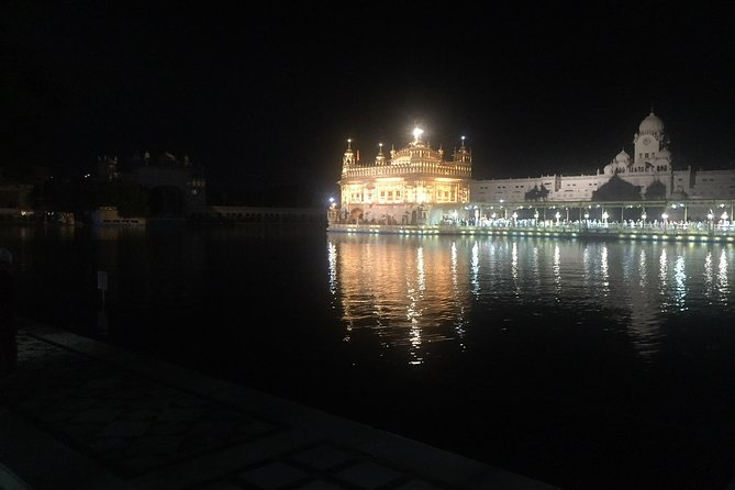 The Golden Temple Amritsar Tour