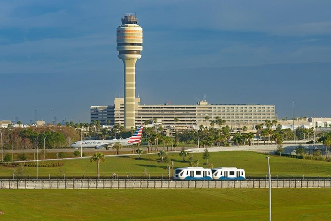 Hotel to Orlando International Airport Transfers