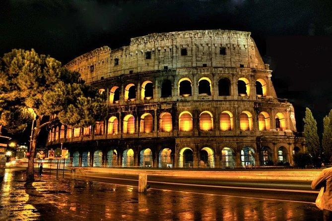 Hidden Secrets of Rome - Walking tour at Night