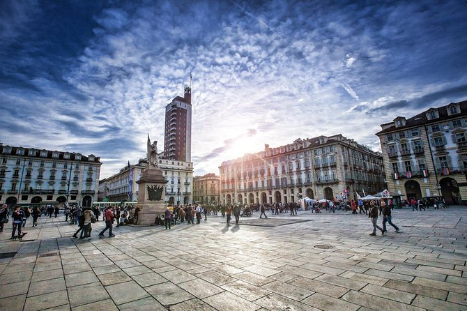 Street Food Tour of Turin with Tasty Local Food and Top Guide