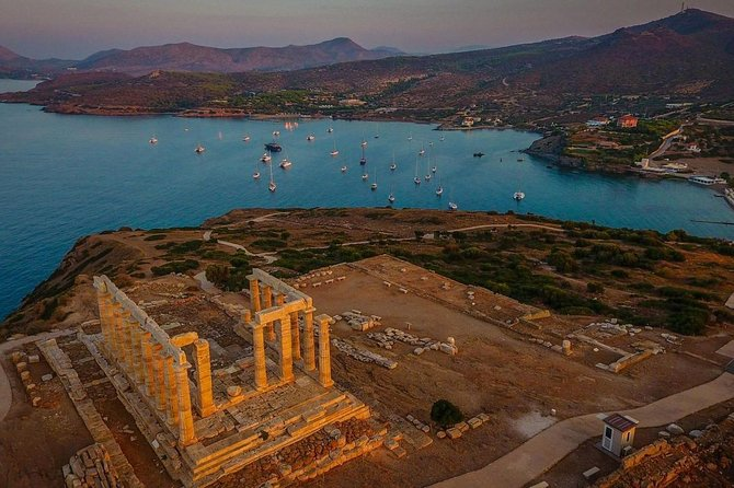 All day tour: Famous Sites of Athens and Temple of Poseidon in Cape Sounion