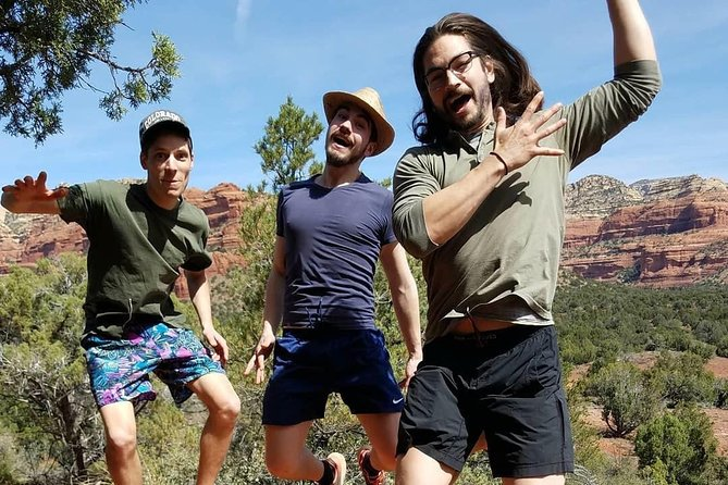 Customized& Secret Adventure with Sedona Hiking/Swimming Hole Expert