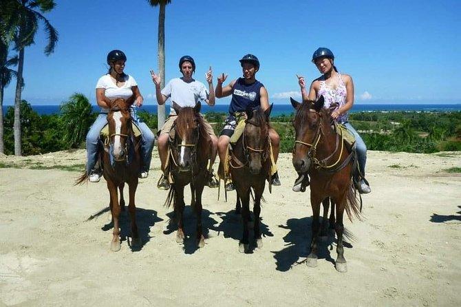 Private Horseback riding tour
