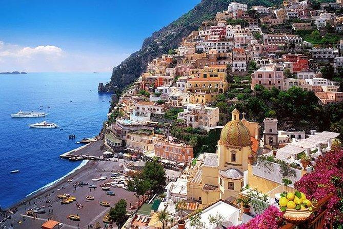 Grand Tour Campania