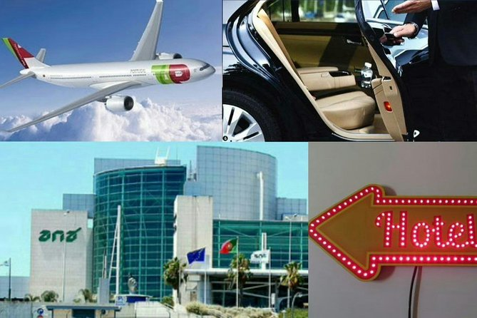 Low Cost Transfers - Lisbon Airport to downtown