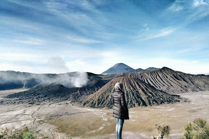 1 Day - Bromo Afternoon Siesta Tour start MALANG or SURABAYA // 11:00 - 18:00
