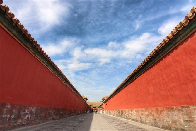 Half Day Private Tour: Beijing Tiananmen Square and Forbidden City by Foot