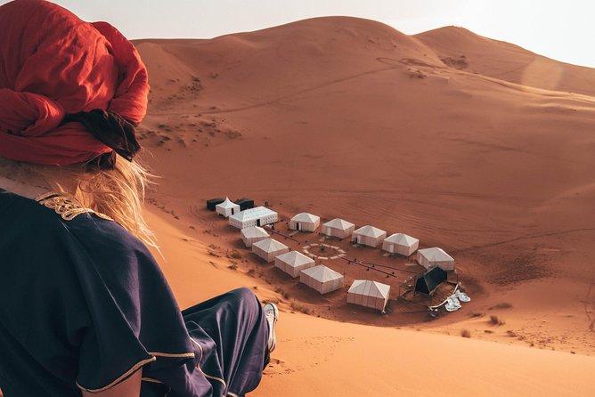 4 private Days Desert Tour From Marrakech To Zagora and Merzouga Dunes