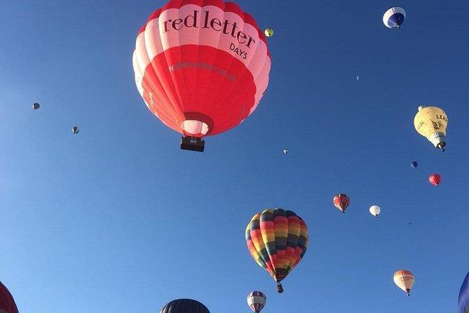 Aerosaurus Balloons take part in the iconic Bristol Balloon Fiesta every year