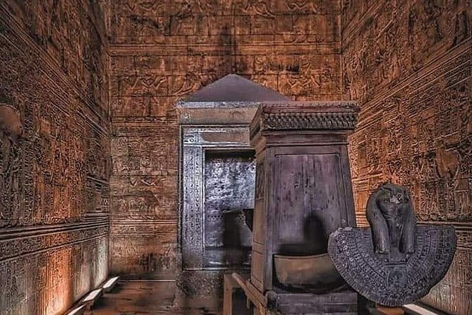 Private full day tour to Esna , Edfu & kom Ombo temples from Luxor city photo 12