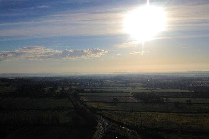 Exclusive Hot Air Balloon Flight from Taunton