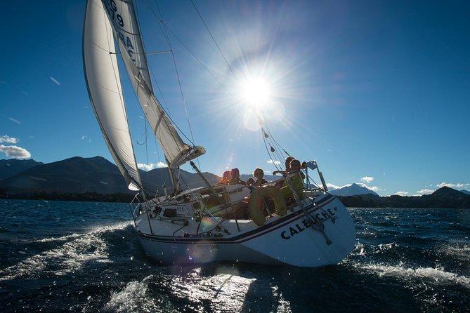 Sailboat Bariloche HD Tour