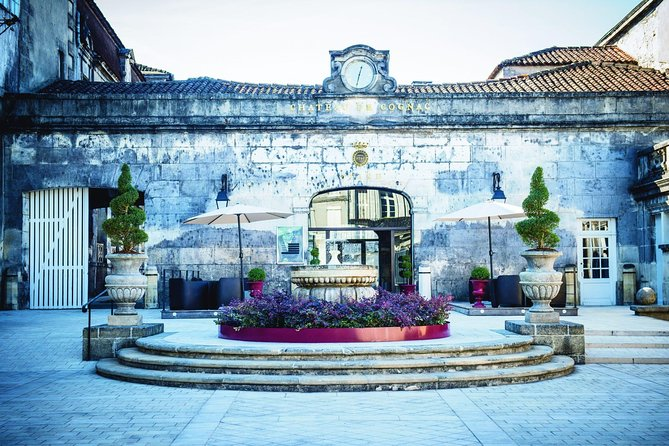 Private Day Tour to Cognac from Bordeaux (Van Luxe)