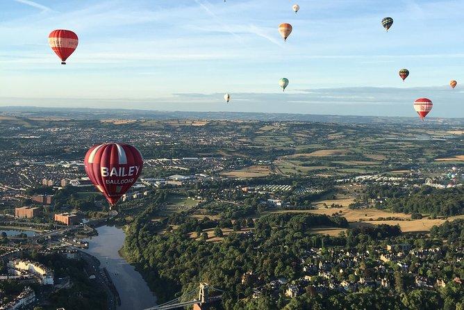 Aerosaurus Balloons along with sister company Bailey Balloons take part in the Bristol Balloon Fiesta every year.
