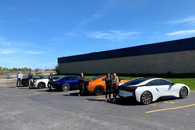 6 HR VIP Supercar Experience including Lunch photo 8