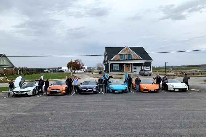 6 HR VIP Supercar Experience including Lunch photo 9