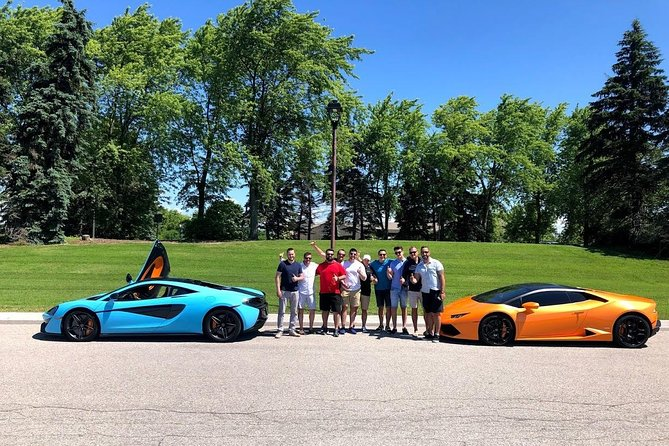 6 HR VIP Supercar Experience including Lunch photo 4